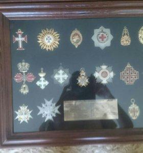 Ордена иностранных государств (АиФ)