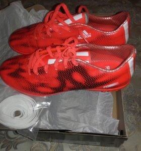 Бутсы футбольные adidas родные