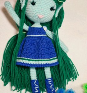Авторская кукла Мириэль