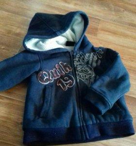 Кофты куртка