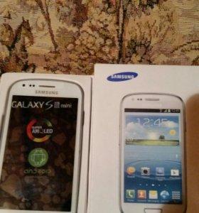 Новый Samsung s3 mini GT-I8190