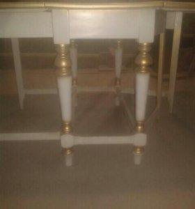 Реставрация мебели из шпона и деревянного массива.