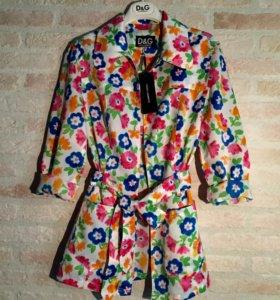 Плащ- пиджак Dolce & Gabbana. Оригинал. Новый.