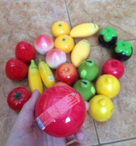 Крем фрукт