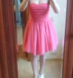 Коктельное новое платье!!!