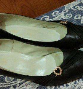 Туфли кожа (р-р 40)