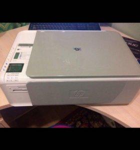 Принтер hp c4343 photosmart