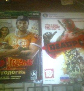 Игры для PC DVD для windows