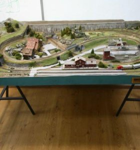 Макет железной дороги модель железной дороги