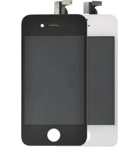 Дисплеи на iPhone 5.