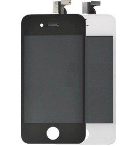 Дисплеи на iPhone 5S.