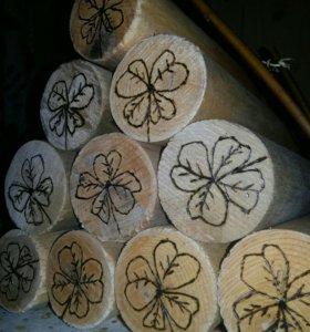 Дрова для камина/эксклюзивные дрова