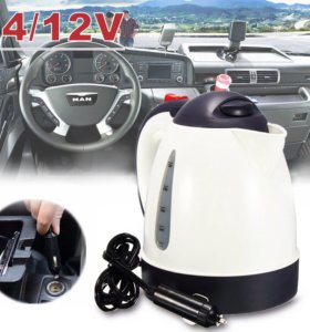 Чайник автомобильный 24В