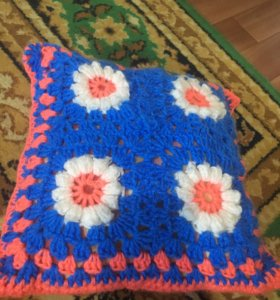 Наволочки, одеяло и коврики на стулья