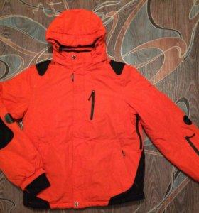 Продам мужскую горнолыжную куртку