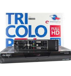 Новый FULL HD приёмник Триколор ТВ