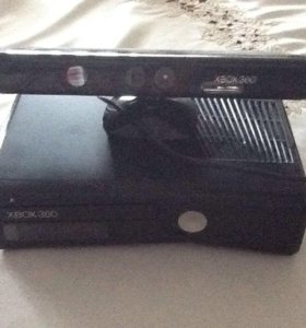 Консоль X-BOX 360 4GB+Kinect(сенсор)