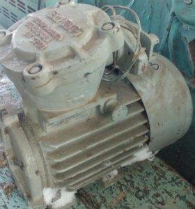 Электродвигатель 1,5 кВт