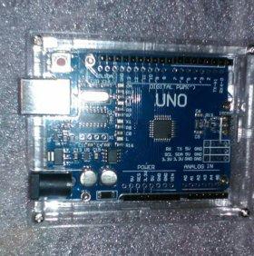 Arduino Uno R3 в корпусе