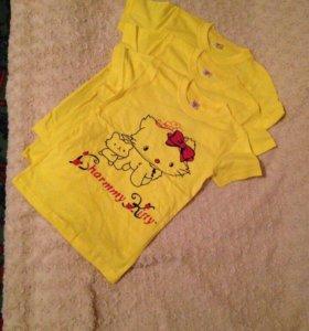 Майки, футболки детские