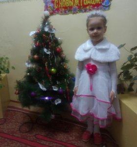 Новогоднее платье 3-5 лет