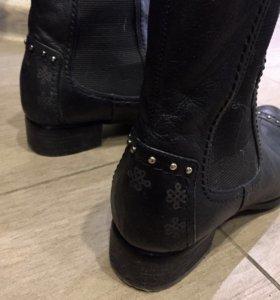 Ботинки Честер женские