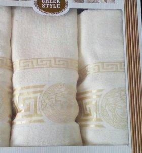 Новый набор полотенец