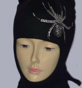 Шлем зимний детский 52-54 см