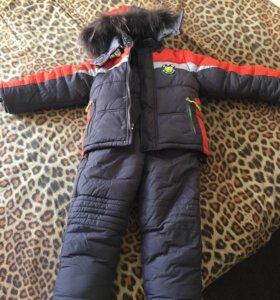 Детский зимник костюм