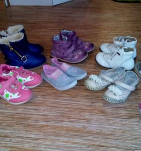 Обувь 25-28 размер