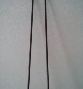 Карниз двойной 2.4м