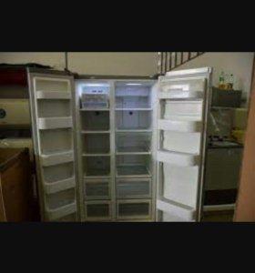 Холодильник Samsung rs20crps