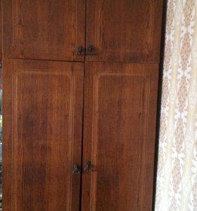 Шкаф под вешалки