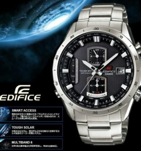 Часы CASIO EDIFICE новые в упаковке