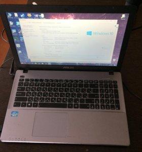 Обменяю ноутбук на  персональный компьютер