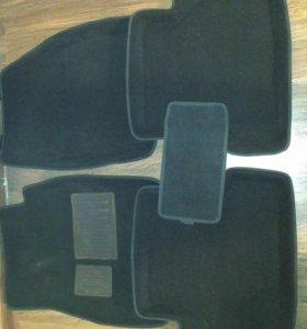 3D коврики для форд б/у