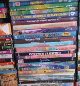 Продам DVDдиски