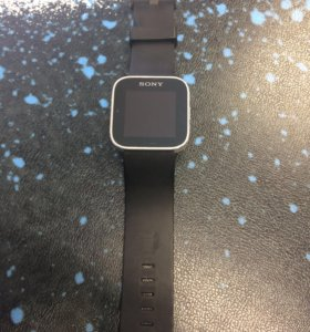 Умные часы Sony smart watch