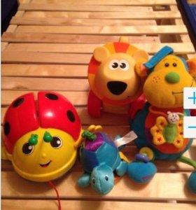Фирменные игрушки!