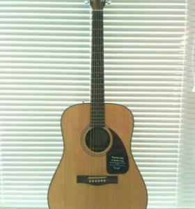 Fender CD-140S Dreadnought Natural