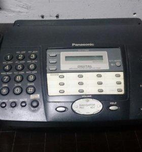 Телефон + факс KX-FT908