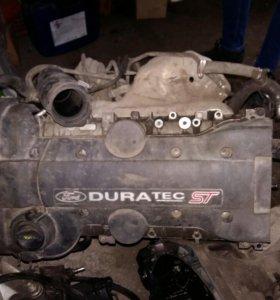 Двигатель от Ффокус ST На запчасти