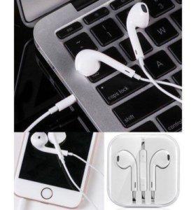 Оригинальные Наушники с микрофоном HOCO Apple