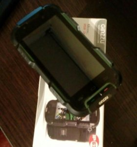 туристический смартфон ginzzu rs91