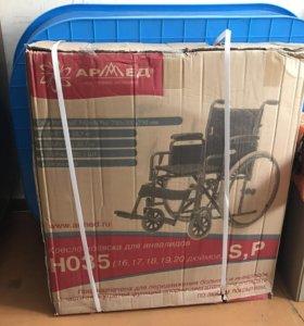Кресло-коляска для инвалидов HO35