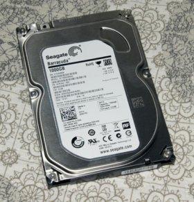 Жесткий диск 1TB Seagate Barracuda 7200