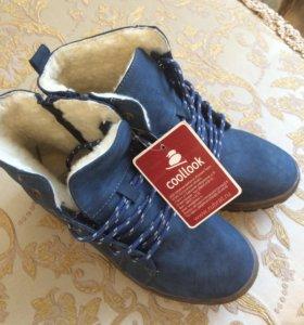 Зимние ботинки Coollook