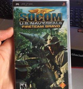 Новая игра на PSP