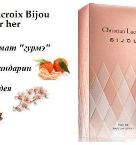 Парфюмерная вода bijou от Christian lacroix эйвон