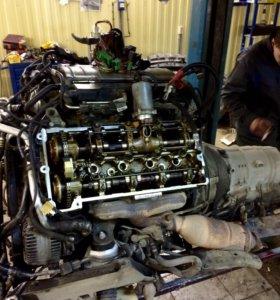 Бмв 5.6.7 двигатель n62b44